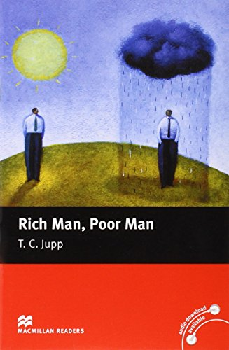 9780230030374: Rich Man Poor Man Beginner (Macmillan Reader)
