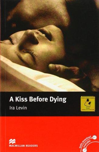 9780230030473: A Kiss Before Dying: Intermediate (Macmillan Readers)
