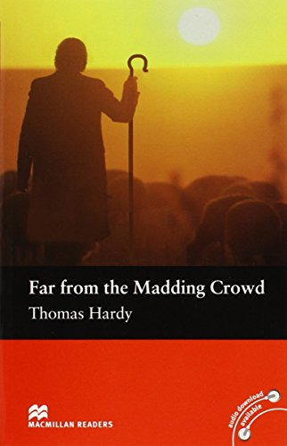 9780230030527: Far from the Madding Crowd Pre-intermediate Level (Macmillan Reader)