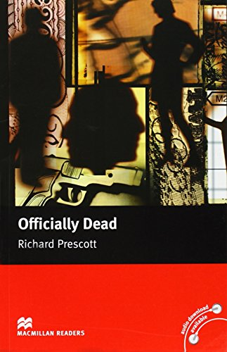 9780230030534: Officially Dead: Upper Level (Macmillan Readers)