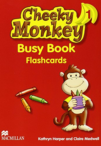 9780230030770: Cheeky Monkey 1 Busy Bk Fc