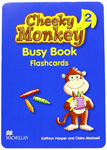 9780230030787: Cheeky Monkey 2 Busy Book Flashcards