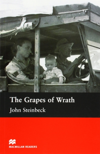 9780230031050: The Grapes of Wrath - Upper Intermediate