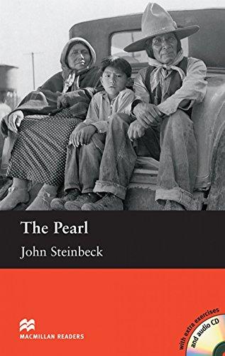 9780230031128: The Pearl Intermediate Reader Book & CD Pack (Macmillan Reader)