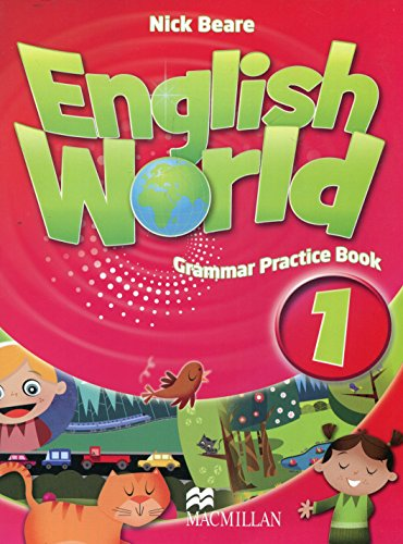 English World 1 Grammar Practice Book (Paperback): Liz Hocking, Mary Bowen