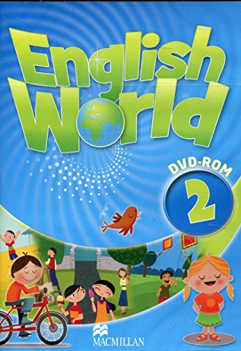 9780230032255: English World 2, DVD-ROM