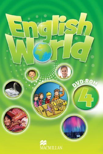9780230032279: English World 4, DVD-ROM
