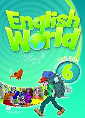 9780230032293: English World 6 DVD-ROM