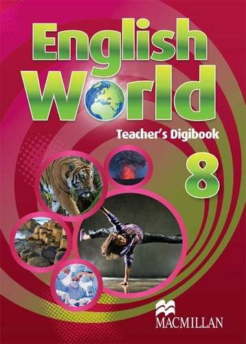 9780230032316: English World 8 (Secondary) DVD-ROM