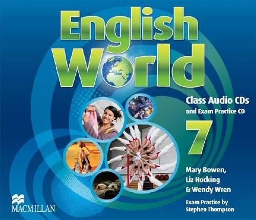 9780230032446: English World 7 Audio CD