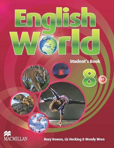 9780230032538: English World Level 8: Student Book