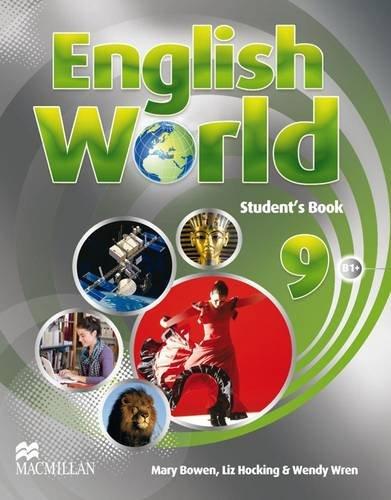 9780230032545: English World Level 9 Student Book - B1+