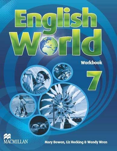 9780230032606: English World Level 7: Workbook
