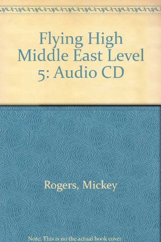 9780230032811: Flying High Middle East Level 5: Audio CD