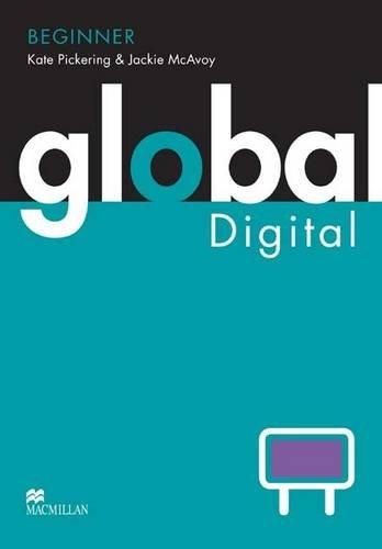 9780230032903: Global Beginner: Digital Single User Licence