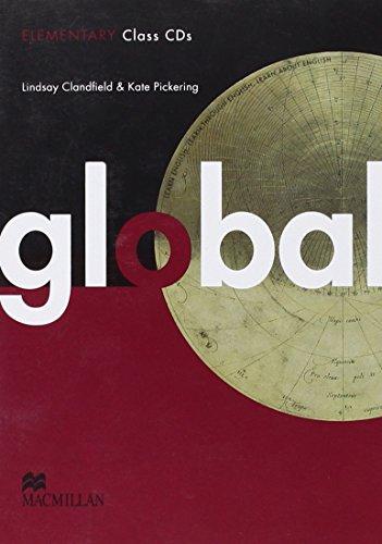 9780230032958: Global - Class Audio CDs - Elementary