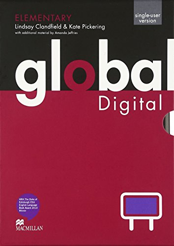 9780230032996: Global Elementary: Digital Single User Licence