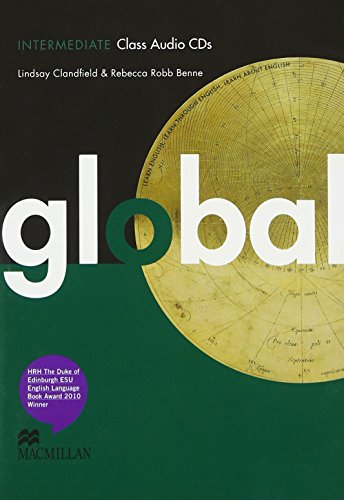 9780230033047: Global Intermediate Class Audio CDs