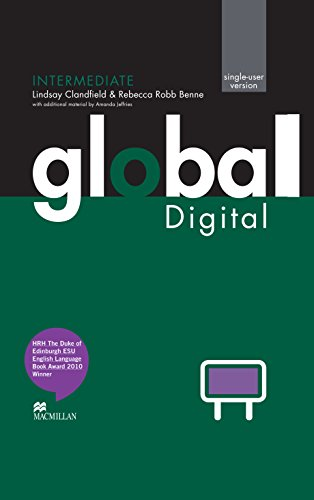 9780230033085: Global Intermediate Digital Single User (Whiteboard Software)