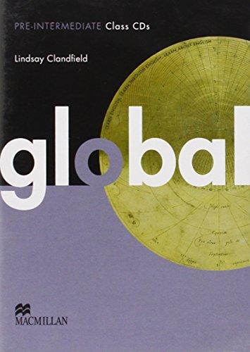 9780230033139: Global - Class Audio CDs - Pre Intermediate