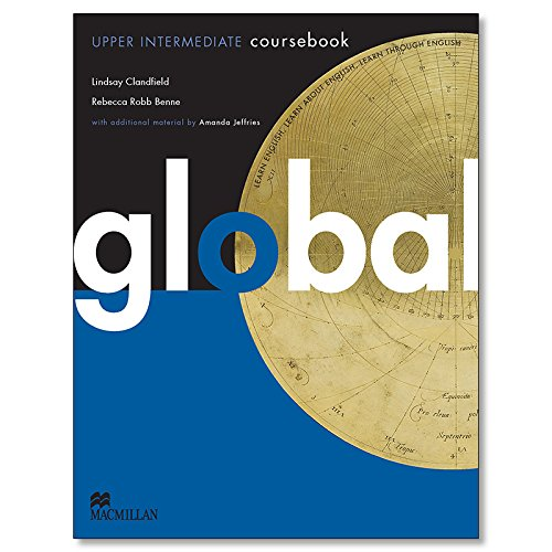 9780230033184: Global Upper Intermediate Coursebook