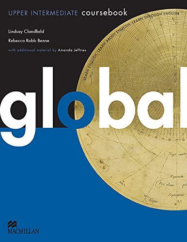 9780230033214: Global Upper Intermediate: Student's Book Pack