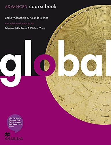 Global Advanced: Coursebook: Clandfield, Lindsay
