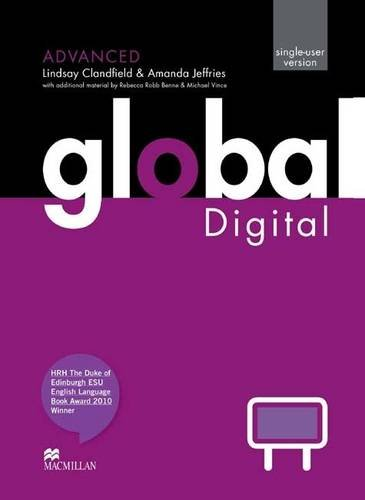 9780230033351: Global Advanced: Digital (Single User Version)