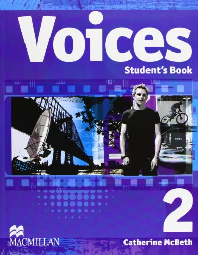 9780230033696: VOICES 2 Sts