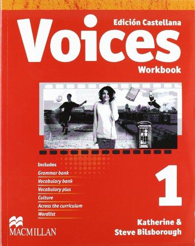 9780230034037: Voices 1 Work Book Castellano
