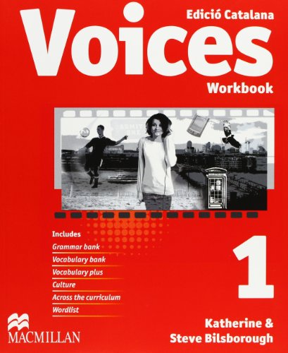 9780230034051: VOICES 1 Wb Pack Cat