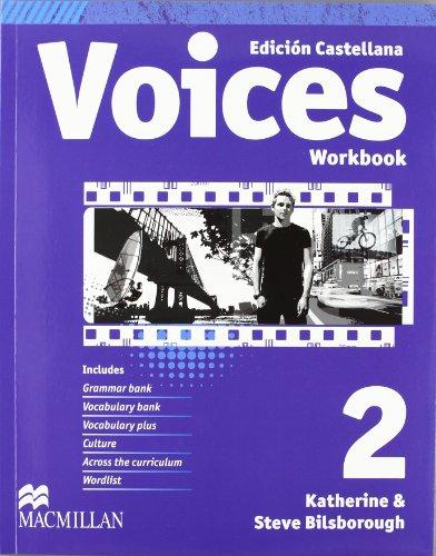 9780230034105: VOICES 2 Wb Pack Cast