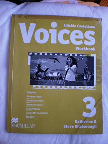 9780230034167: Voices 3 student book