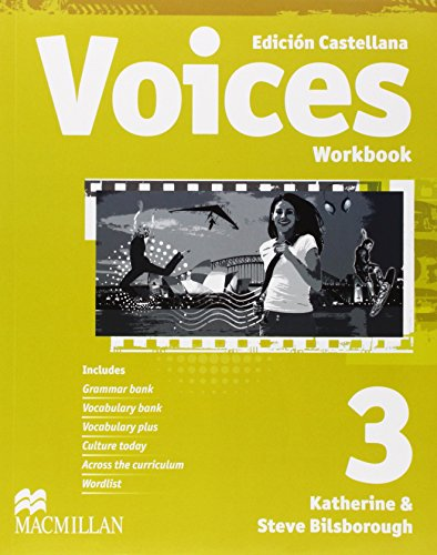 9780230034174: VOICES 3 Wb Pk Cast - 9780230034174