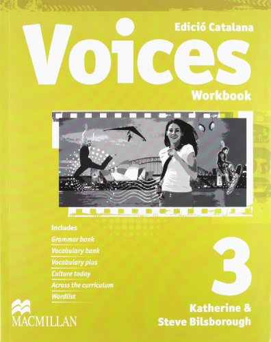 9780230034198: VOICES 3 Wb Pack Cat