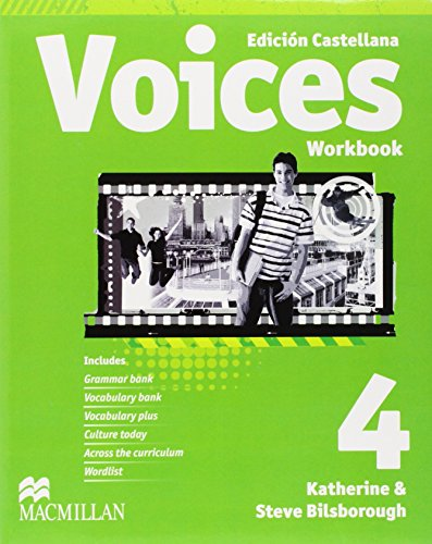 9780230034242: Voice 4º ESO workbook