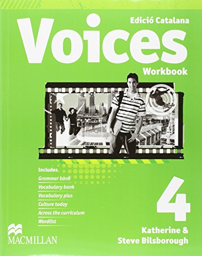 9780230034266: VOICES 4 Wb Pack Cat