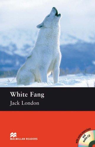 9780230034402: White Fang: Elementary Level (Macmillan Readers)