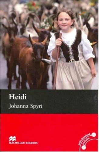 9780230034419: Heidi - Pre Intermediate Reader - Macmillan Readers