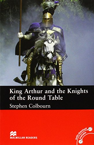 9780230034440: King Arthur and the Knights of the Round Table: Intermediate Level (Macmillan Readers)