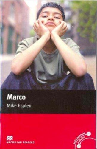 Marco: Marco Beginner Reader Beginner (Paperback): Mike Esplen