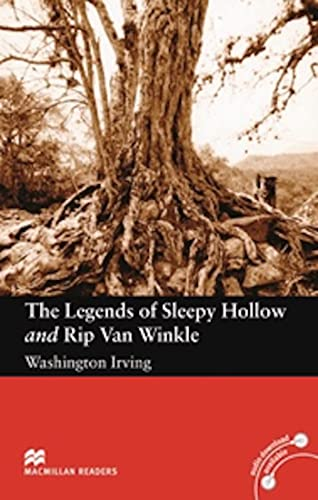 Macmillan Reader Level 3 The Legends of: W. Irving
