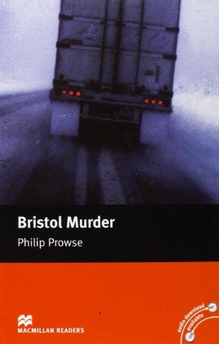 9780230035195: Macmillan Reader Level 5 Bristol Murder Intermediate Reader (B1): Intermediate Level
