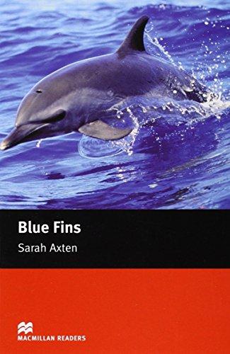 9780230035799: Blue Fins: Starter (Macmillan Readers)