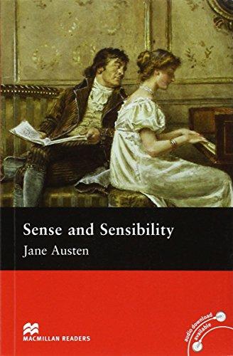 9780230037526: Sense and Sensibility Intermediate Level (Macmillan Reader)