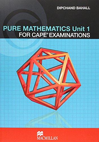 9780230037847: Cape Maths Vol 1