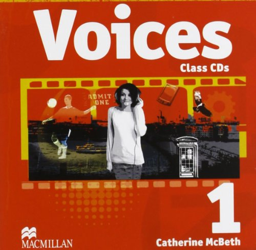 9780230038776: Eso 1 - Voices (Class 2Cd)