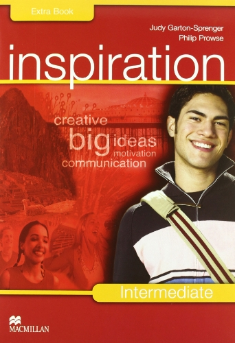 9780230039230: Inspiration. Intermediate. Student's book-Workbook-Extra book. Con CD Audio. Con CD-ROM