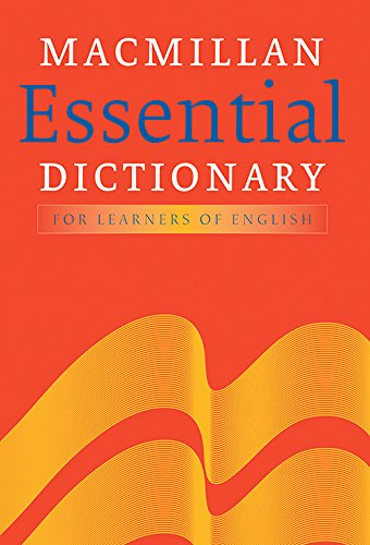 9780230039483: Macmillan essential dictionary. For intermediate learners. Con CD-ROM
