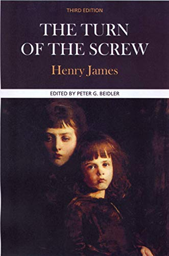 9780230100008: The Turn of the Screw (Case Studies in Contemporary Criticism)